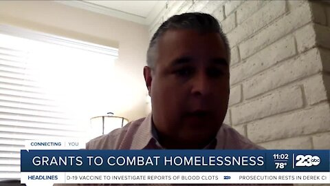 Kern County allocates money to combat homelessness