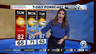 Sunday Morning Weather - Video
