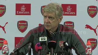 Wenger admits Arsenal may sell Ozil and Sanchez in January - Video
