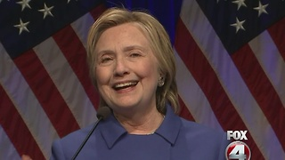 Hilllary Clinton speaks out about election loss - Video