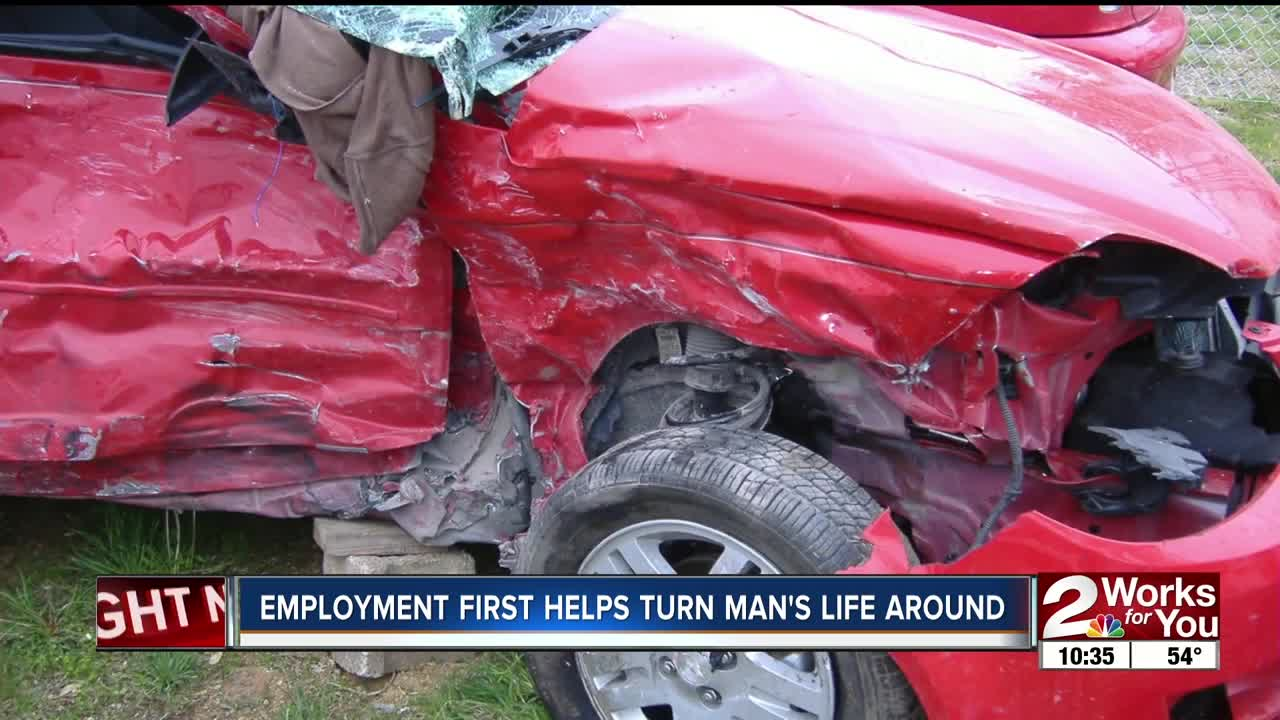 Employment First Helps Turn a Man's Life Around