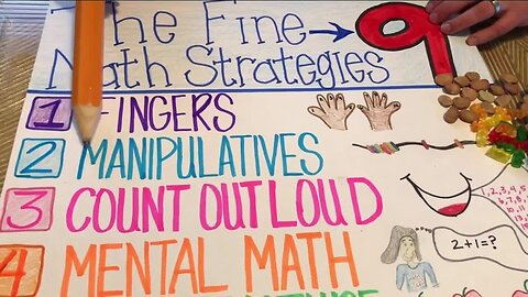 School House 7 - Fine 9 Math Strategies