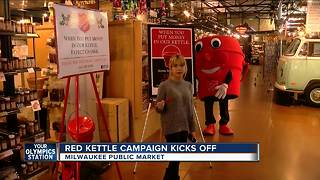 Salvation Army begins annual Red Kettle Campaign - Video