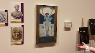 Durham exhibit examines fight for women's voting rights