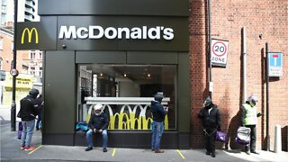 McDonald's Hit With Class Action Over COVID-19 Safety