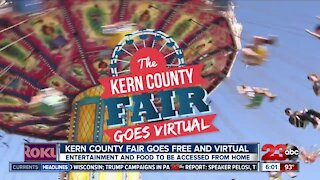 The Kern County Fair goes virtual