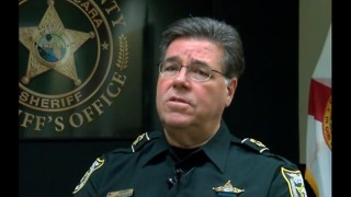 St. Lucie County Sheriff Ken Mascara  recalls investigation into gunman - Video