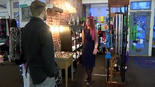 Shops gear up for the holiday shopping season - Video