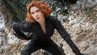 Scarlett Johansson On Black Widow's Rage In 'Avengers: Endgame'