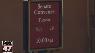 Michigan lawmakers back in session - Video