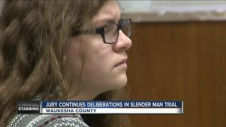 Jury continue deliberations in Slender Man stabbing case - Video