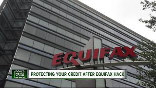 Equifax date breach: Is freezing your credit the best move? - Video