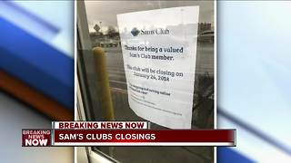 Sam's Club closes West Allis location - Video