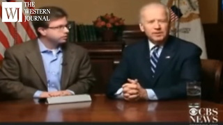 Joe Biden Says The Man Who Shot The Texas Church Shooter Shouldn't Have Had An Ar-15 (Clip 1) - Video