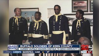 Buffalo Soldiers of Kern County continue their legacy