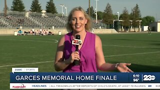 23ABC Sports: Garces Memorial and McFarland kick off game between two undefeated teams