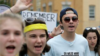 Parkland shooting survivor says he survived 7 assassination attempts