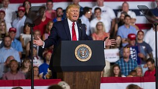 'Send Her Back' Chanted At Trump Rally