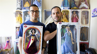 We Spent $60,000 On Disney Dolls - Video