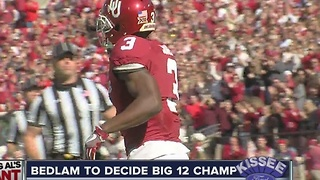RANT: OU Sooners heavily favored in Bedlam - Video