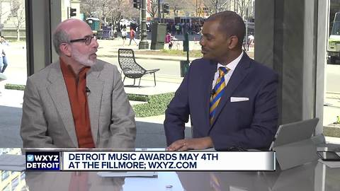 Local musicians ready to rock the city at Detroit Music Awards
