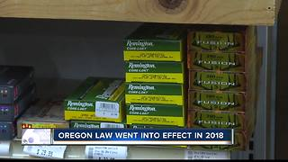 New Oregon law geared to prevent suicide - Video