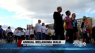 UA raising money to help fight melanoma - Video
