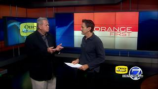 Orange First: Broncos look to bye week with winning record, beaten division foes - Video