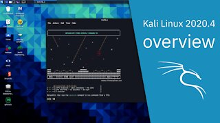 Kali Linux 2020.4 overview | By Offensive Security
