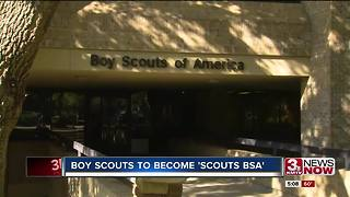 Boy Scouts to become 'Scouts BSA' - Video