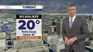 Cold snap continues into the weekend - Video