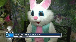 Easter events at Cabela's