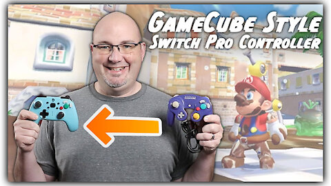 Great or Gimmick? GameCube-Style Switch Pro Controller by EasySMX