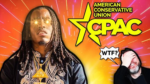 WOKE: CPAC Cancels Rapper Who Said White People Are 'Soulless Animals'