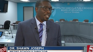 Metro School's Dr. Joseph Completes 100 Days In Office - Video