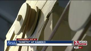 Kinetic exhibit at KANEKO - Video