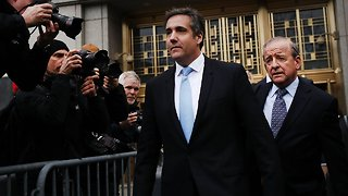 Federal Prosecutors Recommend Jail Sentence For Michael Cohen
