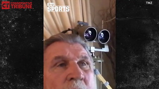 Mike Ditka's Message To Anthem Kneelers - Video