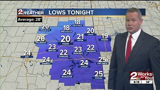 2 Works for You Forecast: Chilly weekend