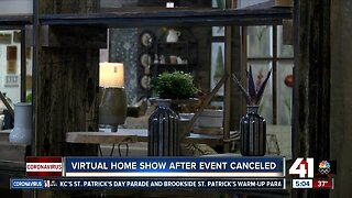 Virtual home show after event canceled