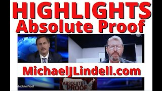 Absolute Proof Highlights -Mike Lindell Election Fraud Clips 2-7-21