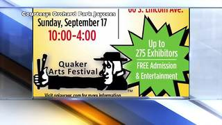 Jaycees announce end to Quaker Arts Festival - Video