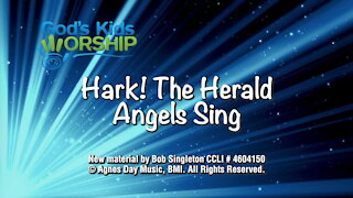 Kids Christmas - Hark the Herald Angels Sing