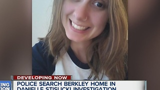 Berkley home search in missing woman case - Video
