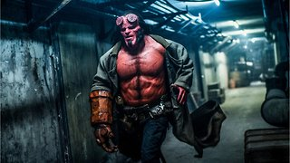 Audiences Give 'Hellboy' A 69% Rotten Tomatoes Score