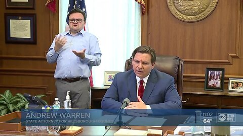 Gov. DeSantis says churches shouldn't be forced to close during 'safer-at-home' order