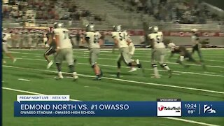 Green Country high school football Week 6