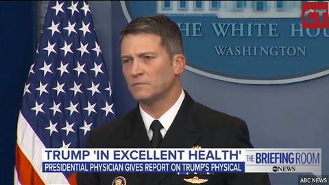 Stupidest Questions Reporters Asked Trump's Doctor