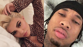 Kylie Jenner Reacts To Lindsay Lohan Thirsting For Tyga