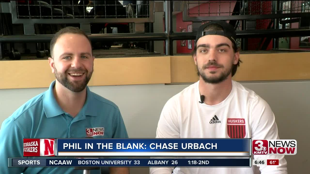 Phil in the Blank: Chase Urbach